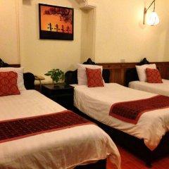 Hue Home Hotel 3* Улучшенный номер с различными типами кроватей фото 3