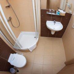 Отель Amber 3* Номер Делюкс с различными типами кроватей фото 3