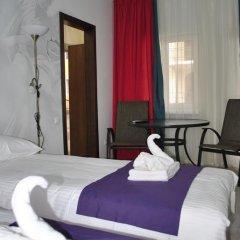 Гостевой Дом Жемчужинка Студия разные типы кроватей фото 6