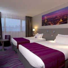 Отель Mercure Paris La Villette 4* Стандартный номер с различными типами кроватей