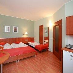 Отель Penzion Fan 3* Студия с различными типами кроватей фото 17