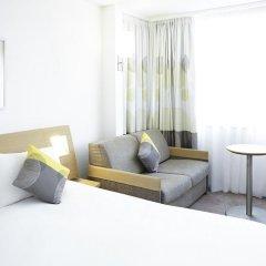 Отель Novotel Edinburgh Centre 4* Представительский номер с различными типами кроватей