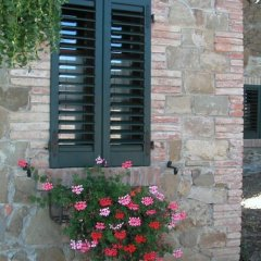 Отель Agriturismo Poggio al Vento Синалунга фото 7