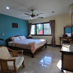 Отель Barracuda Guesthouse Номер Делюкс с различными типами кроватей фото 5