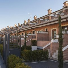 Отель Domus Anagnina вид на фасад фото 2