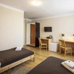 Hotel Boss Стандартный номер с различными типами кроватей фото 9