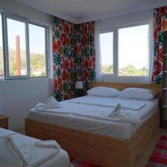 Отель Cirali Flora Pension 3* Стандартный номер с двуспальной кроватью фото 5