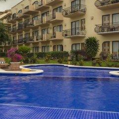Flamingo Vallarta Hotel & Marina бассейн фото 3