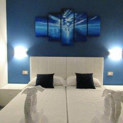 Отель Pianeta Roma Номер Делюкс с различными типами кроватей фото 3