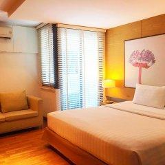 I Residence Hotel Silom 3* Номер Делюкс с различными типами кроватей фото 6