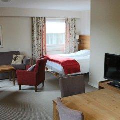 Thon Hotel Backlund 3* Улучшенный номер с различными типами кроватей