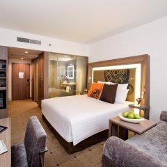Отель Novotel Bangkok On Siam Square 4* Представительский номер с различными типами кроватей фото 3