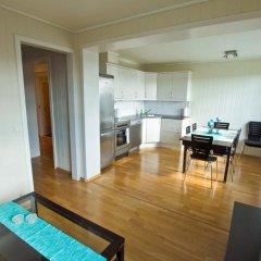 Отель Målselv Fjellandsby Апартаменты с различными типами кроватей фото 9