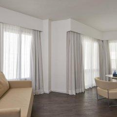 Отель Meliá Palma Marina 4* Номер категории Премиум с двуспальной кроватью фото 5