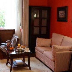 Hotel Torres de Somo в номере