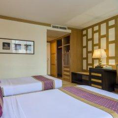 Tarntawan Place Hotel Surawong Bangkok 4* Номер Делюкс фото 5
