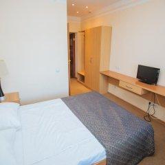 Отель Тура Тюмень комната для гостей фото 2