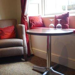 The Salisbury Hotel 4* Улучшенный номер с разными типами кроватей фото 5