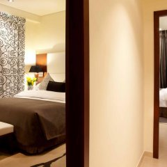 Отель Delta by Marriott Jumeirah Beach 4* Улучшенный номер с различными типами кроватей