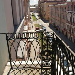 Гостиница Александр балкон