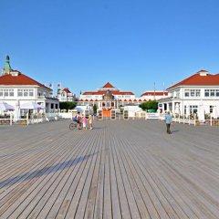 Апартаменты Dom & House - Sopot Apartments Сопот парковка
