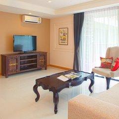 Отель Rocco Huahin Condominium Люкс с различными типами кроватей фото 5