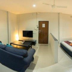 Отель Infinity Guesthouse 2* Улучшенный номер с различными типами кроватей фото 21