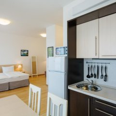 Апарт-отель Имеретинский Заповедный квартал Улучшенная студия с разными типами кроватей
