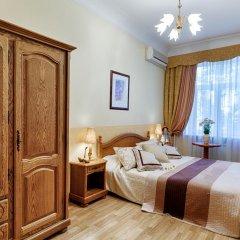 Отель Khreshchatyk Suites Киев комната для гостей фото 10