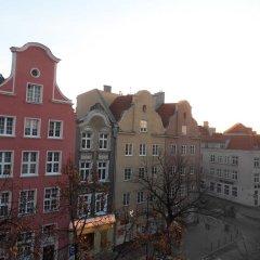 Отель Apartament Gdańsk Starówka Польша, Гданьск - отзывы, цены и фото номеров - забронировать отель Apartament Gdańsk Starówka онлайн балкон