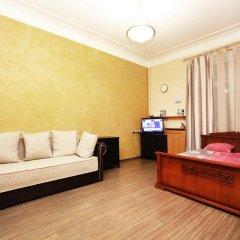 Апартаменты Apart Lux Померанцев Апартаменты разные типы кроватей фото 7