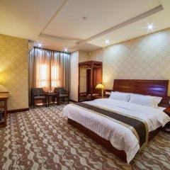 Hotel Shanghai City комната для гостей