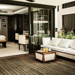 Отель Nikki Beach Resort 5* Люкс с различными типами кроватей фото 41