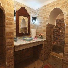 Отель Riad Zehar 3* Стандартный номер с различными типами кроватей фото 9