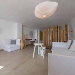 Отель Santorini Secret Suites & Spa 5* Люкс Absolute с различными типами кроватей фото 8