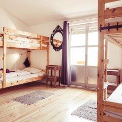 Lisbon Chillout Hostel Кровать в общем номере фото 32