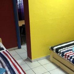 Хостел Seven Prague Студия Эконом с различными типами кроватей фото 9