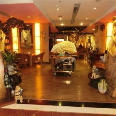 Baiyun Hotel Guangzhou интерьер отеля фото 3