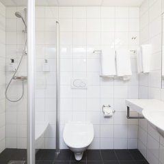 Отель Scandic Grand Tromsø 3* Стандартный номер с различными типами кроватей фото 2