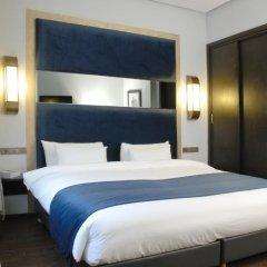 Отель Imperial Casablanca Марокко, Касабланка - отзывы, цены и фото номеров - забронировать отель Imperial Casablanca онлайн комната для гостей фото 3