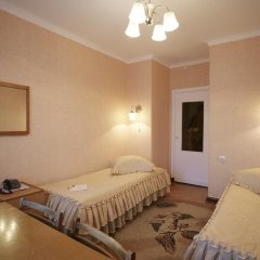 Гостиница Центральная 3* Стандартный номер с 2 отдельными кроватями фото 3
