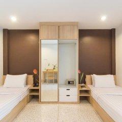 Отель The Fifth Residence 3* Улучшенный номер с 2 отдельными кроватями фото 6
