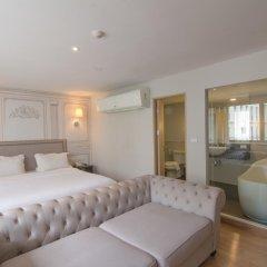 Thee Bangkok Hotel 3* Улучшенный номер с различными типами кроватей фото 21