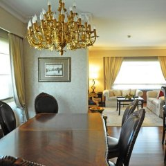 Movenpick Hotel Izmir 5* Люкс с различными типами кроватей фото 4