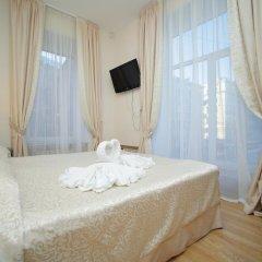 Мини-Отель Алива Стандартный номер с различными типами кроватей фото 10