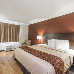 Отель Red Roof Inn Columbus - Ohio State Fairgrounds 2* Номер Делюкс с различными типами кроватей фото 3