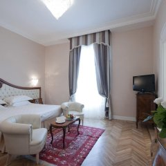 Отель Grand Hotel Rimini Италия, Римини - 4 отзыва об отеле, цены и фото номеров - забронировать отель Grand Hotel Rimini онлайн комната для гостей фото 3