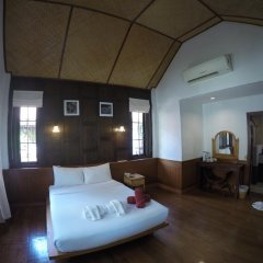 Отель Coco Palm Beach Resort 3* Бунгало Делюкс с различными типами кроватей фото 3