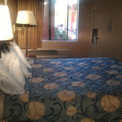 Отель Rodeway Inn Culver City 2* Стандартный номер с различными типами кроватей фото 8