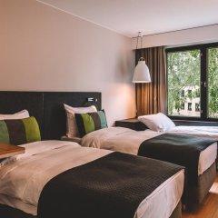 Radisson Blu Hotel, Espoo 4* Стандартный номер с разными типами кроватей фото 5